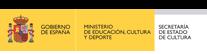 Gobierno de España Ministerio de Educación, Cultura y Deporte Secretaría de Estado de Cultura