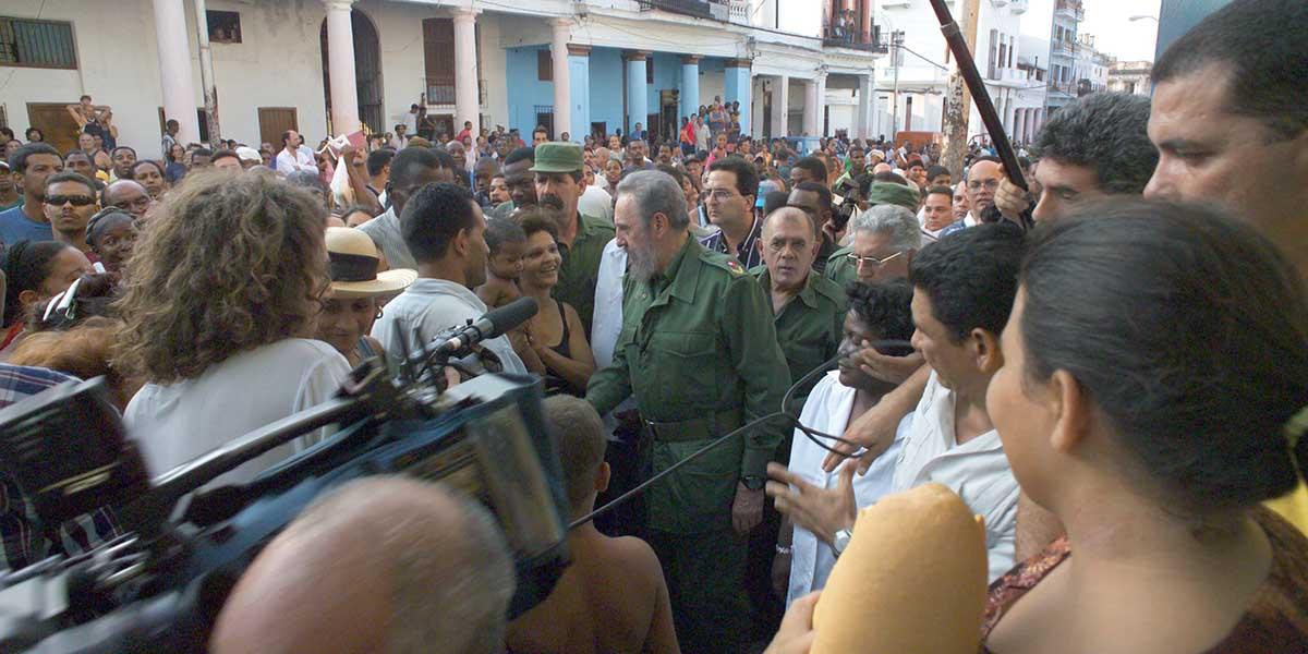 Looking for Fidel_Cuba
