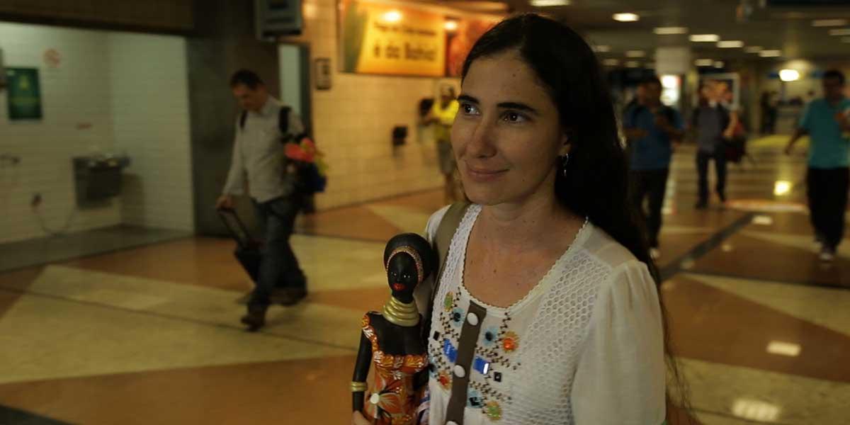 YOANI_ Cuban blogguer