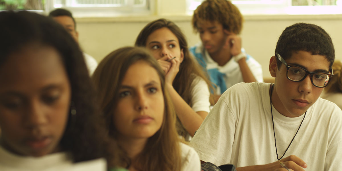 The Empty Classroom_Latin American Film